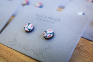 Folk And Floral Studs