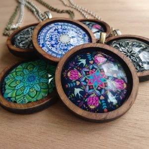 Folk Pendants